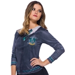 Harry-Potter-Slytherin-Adult-Womens-Printed-Top
