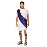 White-Purple-Toga-Man-Adult-Mens-Costume