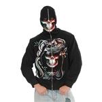 Serpent-Skull-Adult-Mens-Hoodie