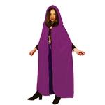 Fuchsia-Velvet-Hooded-Child-Cloak