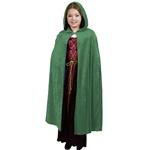 Green-Velvet-Hooded-Child-Cape
