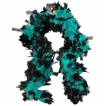 Jade-Black-Feather-Boa