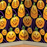 Jack-O-Lantern-Backdrop