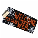 Welcome-To-Our-Web-Coir-Doormat