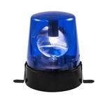 Blue-Rotating-Police-Light