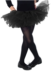Black-Organza-Child-Tutu
