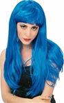 Glamour-Blue-Wig