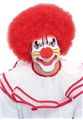 Clown-Red-Wig