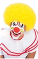 Clown-Yellow-Wig