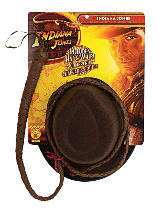 Indiana Adult Hat & Whip