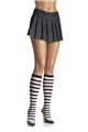 Black-and-White-Striped-Knee-Highs