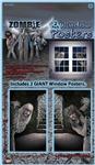 Zombie-Window-Posters
