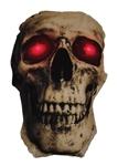 Skull-Light-Up-Pillow