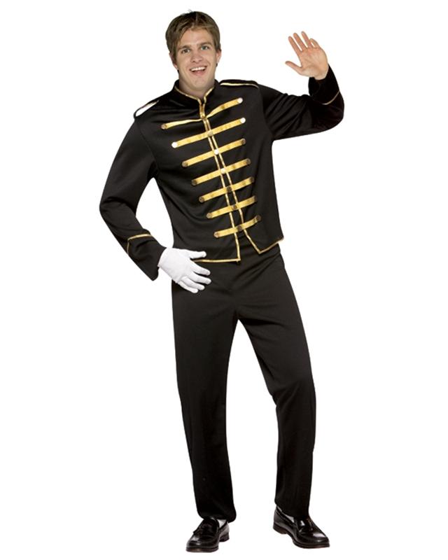 80s Pop Star Adult Costume