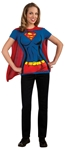 Supergirl-T-Shirt-With-Cape-Adult-Costume