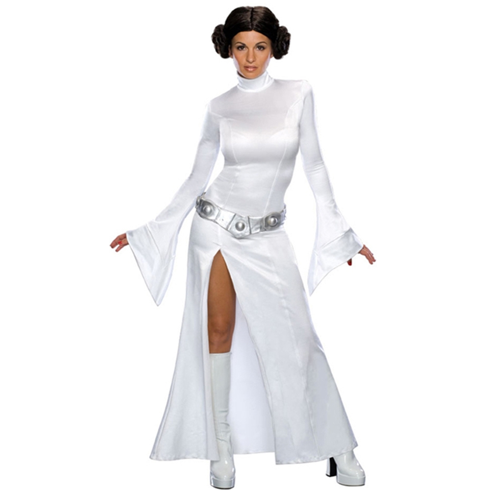Star Wars Sexy Princess Leia Adult Womens Costume