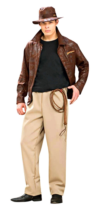 Indiana Jones Adult Mens Costume