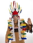 Long-Indian-Headdress