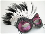 Persuasion-Feather-Adult-Mask