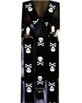 Black-Suspender-Belt-With-Skull-Pattern