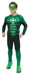 Green Lantern Costumes via Trendy Halloween