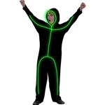 Neon Run Costumes via Trendy Halloween