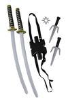 Ninja-Double-Sword-Set