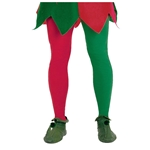 Red-and-Green-Tights
