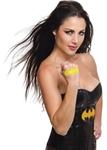 Batgirl-Glitter-Tattoo