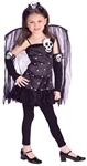 Skull-Fairy-Child-Costume