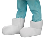 Smurf-Child-Shoe-Covers
