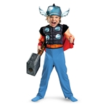 Thor Costumes via Trendy Halloween