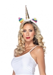 Rainbow-Unicorn-Headband