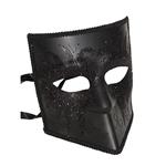 Venetian-Full-Black-Mask