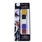 Clown-Cream-Makeup-Palette