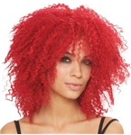 Kinky-Curls-Red-Wig