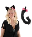 Cute-Kitty-Ears-and-Tail-Set-Black