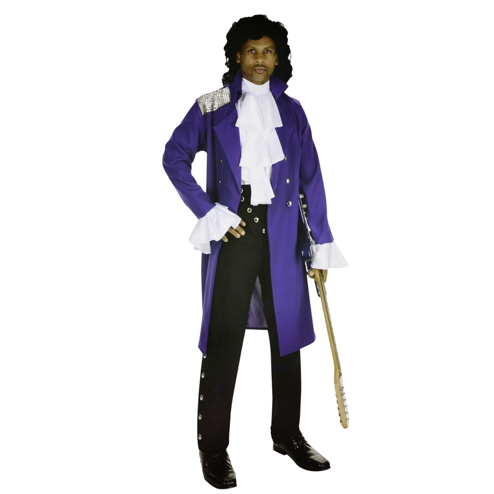 Prince Adult Mens Plus Size Costume