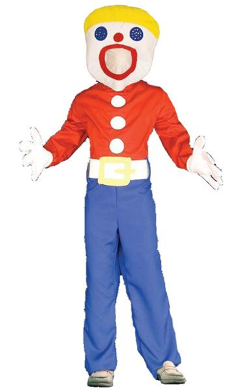 Mr Bill Costume