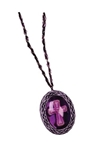 Purple-Gothic-Cross-Necklace