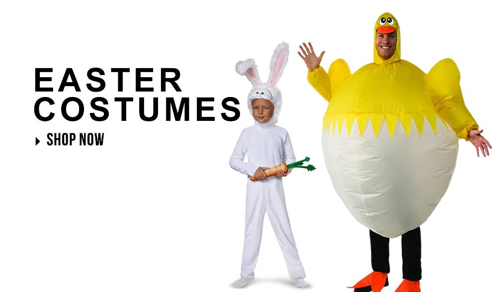 Easter Costumes via Trendy Halloween