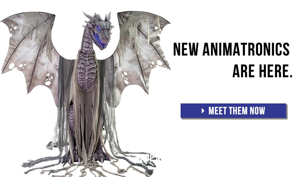 New Halloween Animatronics 2018 Trendy Halloween