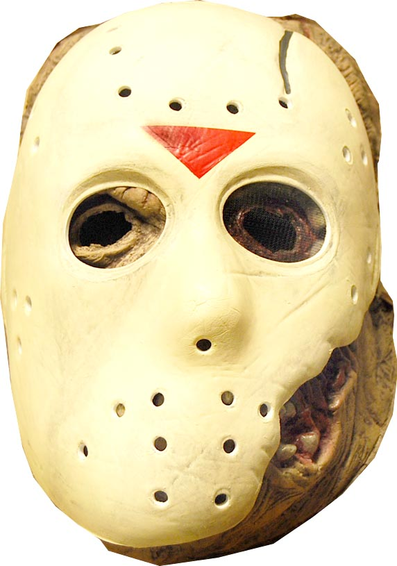 Jason Voorhees Foam Latex Mask