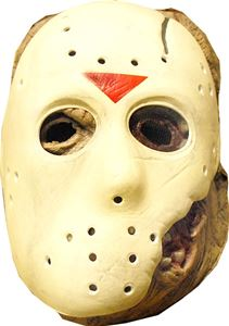 Jason Voorhees Foam Latex Mask