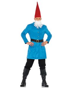 papa gnome adult mens costume garden gnome adult costume